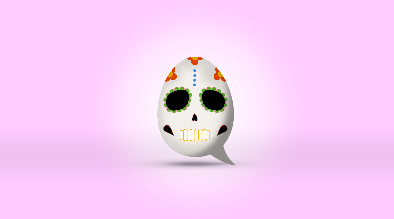 It's Día de Muertos!